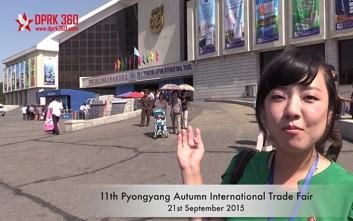 Στα άδυτα της Διεθνούς Έκθεσης της Βόρειας Κορέας