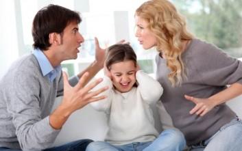 Τι αντίκτυπο έχουν οι οικογενειακοί καυγάδες στην ψυχολογία των παιδιών