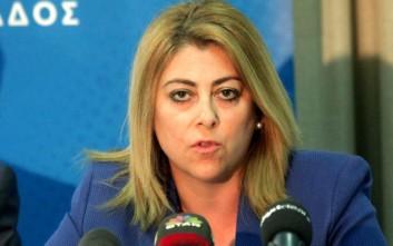 Σαββαΐδου στο ΣτΕ: Με έδιωξαν για κομματικά και πολιτικά συμφέροντα