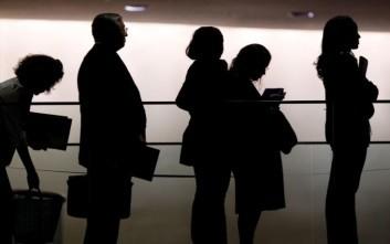 ΟΑΕΔ: Αυξητικές τάσεις στους εγγεγραμμένους ανέργους