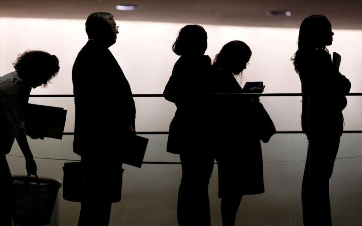 Στο 18,3% η ανεργία στο γ' τρίμηνο