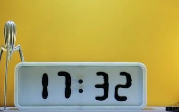 Το υγρό ρολόι