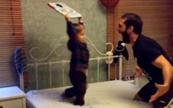 Η απόλυτη αναμέτρηση πατέρα και γιου