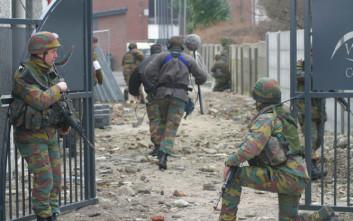 Απομακρύνεται το σενάριο της τρομοκρατικής επίθεσης στο στρατόπεδο του Βελγίου