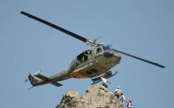 Αεροδιακομιδή από τη Γαύδο στο νοσοκομείο Χανίων