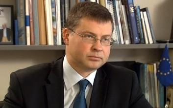 Ντομπρόφσκις: Τα τρία σημαντικά δεδομένα για την επόμενη μέρα στην Ελλάδα
