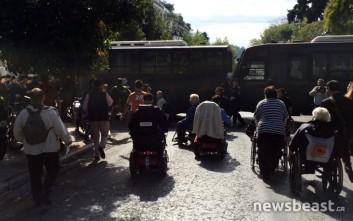 Συνάντηση με τον Τσίπρα ζητούν τα άτομα με αναπηρία