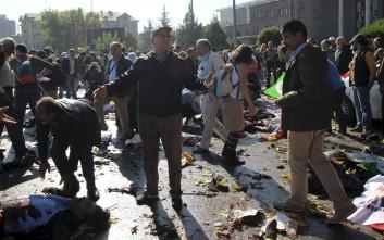Μακελειό στην Άγκυρα με δεκάδες νεκρούς