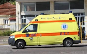 Στο νοσοκομείο παιδί που έπεσε από ύψος 2 μέτρων σε σχολείο στο Ασβεστοχώρι