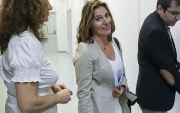 Μπέτυ Μπαζιάνα: Φαβορί για να γίνει επίκουρη καθηγήτρια στο Πανεπιστήμιο Θεσσαλίας