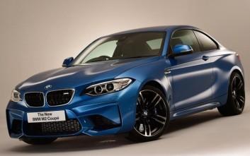 H φιλοσοφία είναι ακόμα ζωντανή, η BMW παρουσιάζει τη νέα M2 Coupe