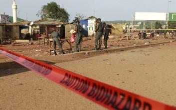 Νιγηρια βομβιστική επίθεση bombing