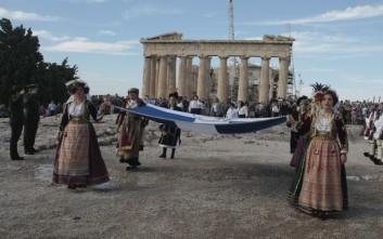 Ολοκληρώθηκαν οι εκδηλώσεις για την 71η επέτειο από την απελευθέρωση της Αθήνας