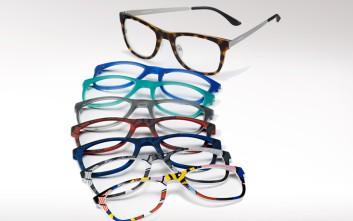 Ανανέωση για εμβληματικά μοντέλα γυαλιών οράσεως