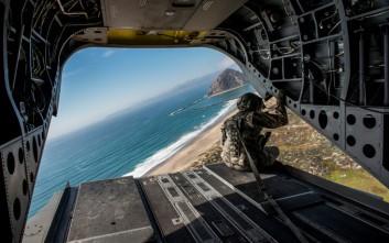 Ο αμερικανικός στρατός μέσα από τον φωτογραφικό φακό