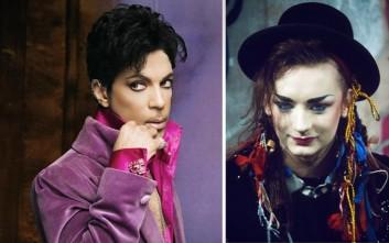 Σάλος με την αποκάλυψη του Boy George ότι έχει κοιμηθεί με τον Prince