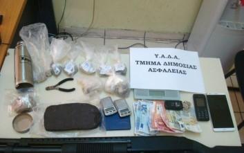 Τρεις συλλήψεις για διακίνηση ηρωίνης στις Αχαρνές