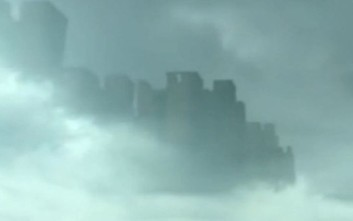 Ιπτάμενη πόλη «είδαν» κάτοικοι στον ουρανό της Κίνας