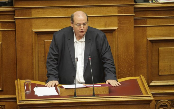 Φίλης: Τα νέα προγράμματα των Θρησκευτικών θα εφαρμοστούν από φέτος