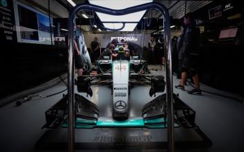 Η Mercedes κερδίζει το 2ο συνεχόμενο τίτλο στη F1