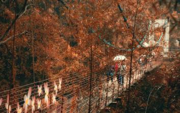 Γυάλινη γέφυρα και στην Ταϊβάν