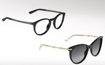 Νέα συλλογή γυαλιών Gucci για την σεζόν Φθινόπωρο/Χειμώνας 2015