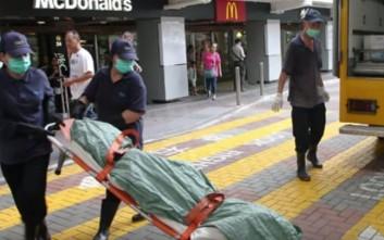 Έμεινε νεκρή για ώρες σε τραπέζι κατάμεστου εστιατορίου στο Χονγκ Κονγκ