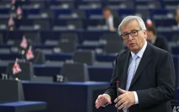 Γιούνκερ: Η Ευρώπη χρειάζεται και μια Ένωση Ασφάλειας