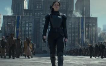 Νέο trailer για το Hunger Games