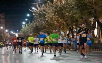 Νέο ρεκόρ συμμετοχών στον 5ο Διεθνή Νυχτερινό Ημιμαραθώνιο
