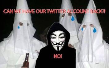 Οι Anonymous «βγάζουν τις κουκούλες» των μελών της Κου-Κλουξ-Κλαν