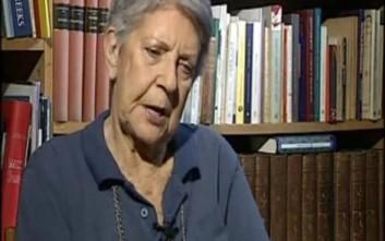 «Έφυγε» η σπουδαία δασκάλα χορού, Μαρία Κυνηγού-Φλάμπουρα