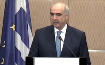 Μεϊμαράκης: Κατέθεσα την υποψηφιότητά μου για την προεδρία της ΝΔ