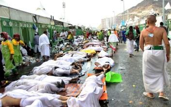 Reuters: Ξεπερνούν τους 2.000 οι νεκροί από το ποδοπάτημα στη Μέκκα