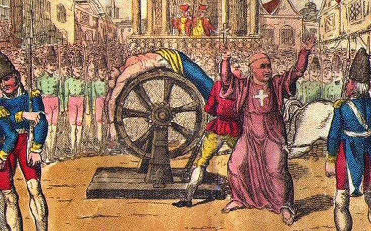 Οι πιο ανατριχιαστικές συσκευές βασανισμού του Μεσαίωνα