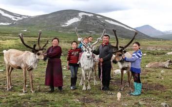 Η ξεχωριστή ζωή των νομάδων της Μογγολίας