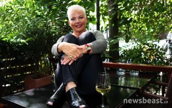 Η είδηση που άλλαξε τη ζωή της Νανάς Παλαιτσάκη και της έμαθε την αξία της στιγμής