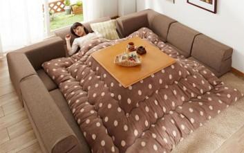 Ένας καναπές για να μην σηκώνεσαι ποτέ