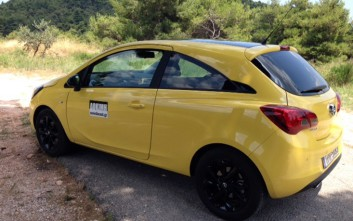 Οδηγήσαμε το Opel Corsa 1.0 Ecotec Direct Injection Turbo 115 PS