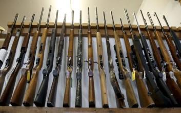 «Να καταργηθεί η δεύτερη τροπολογία που επιτρέπει την οπλοκατοχή»