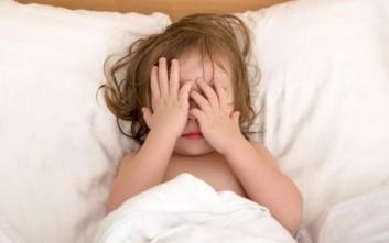 Οι απίθανες δικαιολογίες που λένε τα παιδιά για να μην πάνε για ύπνο