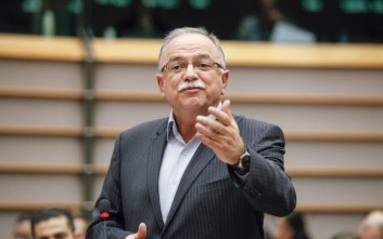 Παπαδημούλης: Δεν σταματάμε τον αγώνα μας μέχρι να επιστρέψουν οι δύο Έλληνες αξιωματικοί