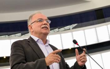 Παπαδημούλης: Αισιοδοξία, αλλά και προβληματισμός από τις εκλογές στην Ισπανία