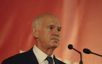 Παπανδρέου: Η προτεινόμενη συμφωνία με τα Σκόπια αποτελεί μια αφετηρία