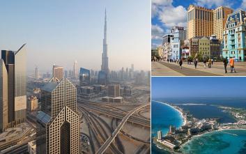 Οι πόλεις που «ξεφύτρωσαν» από το πουθενά
