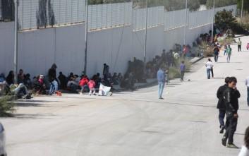 Στο Γαλάτσι μεταφέρθηκαν πάνω από 1.300 πρόσφυγες