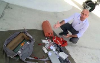 Τι παίρνουν μαζί τους οι πιλότοι που βομβαρδίζουν τους τζιχαντιστές