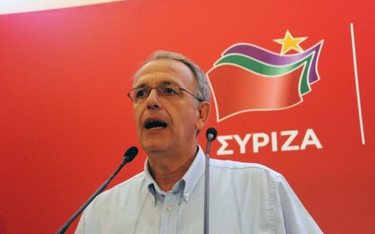 Ρήγας: Ο  ΣΥΡΙΖΑ και η κυβέρνηση θέλουν επενδύσεις που προωθούν την ανάπτυξη