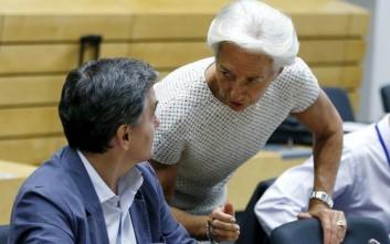 Τετ α τετ Τσακαλώτου-Λαγκάρντ: Με ή χωρίς το ΔΝΤ θα βγούμε στις αγορές
