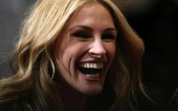 Το χαμόγελο της Τζούλια Ρόμπερτς αξίζει 30 εκατ. δολάρια